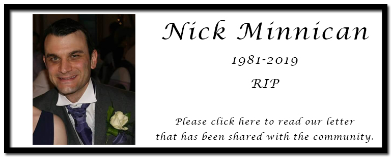 Nick Minnican RIP